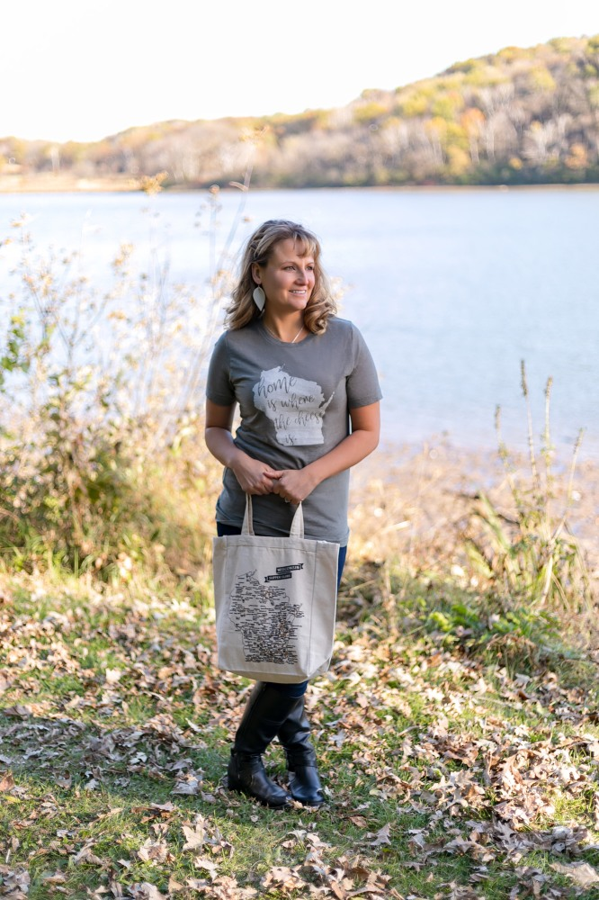 Meet the Maker: Up North Clothing & Jewelry